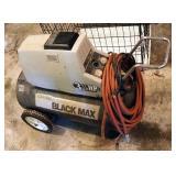 Sanborn Black Max 3 1/2hp Electric Air Compressor, Max PSi 135