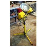 Home Light Collagen Shop Light On Tripod Stand And Brooder Lamp