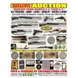 Online Absolute Auction - Guns, Coins, Knives, Jewelry & More