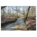 ONLINE ABSOLUTE AUCTION - 8 WOODED ACRES & CREEK