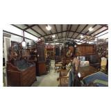 Large Antique Sale