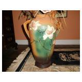 Roseville Floor Vase