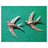Cora Craft Sterling Birds
