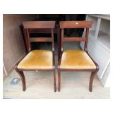 2 of 6 Chairs