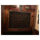 antique iron heating grates, over 20 available--$195 each