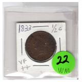 coin and currency auction
