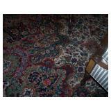 one of many Karastan Floral Kirman rugs