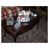 French Chippendale coffee table