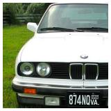 1989 BMW 325i convertible 87,786 miles GC2A