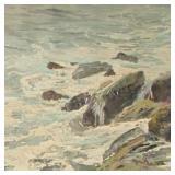 Hawaiian Waters Peter Hayward 1905-1993 NY, Hawaiian Oil/C GC2A