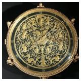 Lot 5243909: American Renaissance Revival Gilt Bronze Clock, E.F. Caldwell and Co., New York, circa