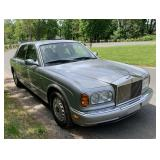 1999 Rolls-Royce Silver Seraph with Low Miles