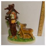 "Hummel ""Deer & Girl"""
