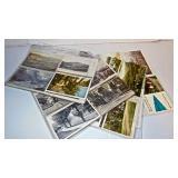 Local Postcards - Delhi, Hamden, Stamford, Margeretville, Delancey, Walton, Catskills, Arena