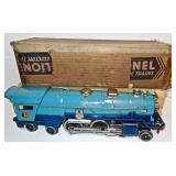 Blue Comet Engine w/box