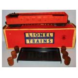 Lionel #3562 Operating Barrel Car