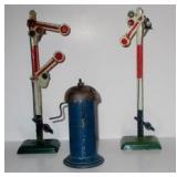 Marklin Signals & Station Bell