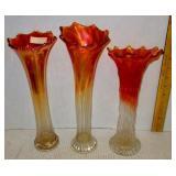 Carnival Vases