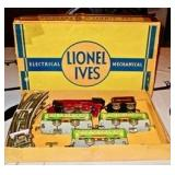 Ives/Lionel Transitional Set w/ Box