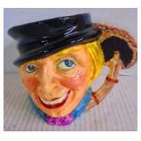 Toby Style Mug