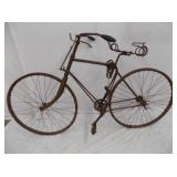 UNUSUAL EARLY IRON BIKE