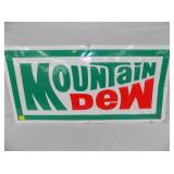 18X36 EMBOSSED MT. DEW