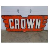 36X92 CROWN EMB SIGNS