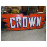 MATCHING 2ND CROWN SIGN