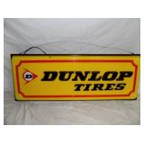 14X38 2 SIDED LIGHTED DUNLOP