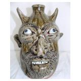 1G M. BAILEY DEVIL JUG