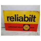 30X48 DETRIOT DIESEL SIGN