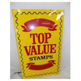 30X48 TOP VALUE STAMP SIGN
