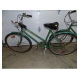 JOHN DEERE LADIES BICYCLE