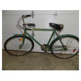 JOHN DEERE BOYS BICYCLE