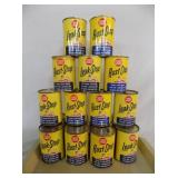NOS 15OZ CASITE LEAK CANS