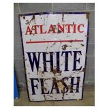36X52 PORC. ATLANTIC WHITE FLASH