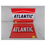 9X13 PORC ATLANTIC PUMP PLATES