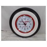 27IN REPLICA FIRESTONE TIRE CLOCK