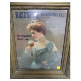 26X30 ROSENECK BREWING CO