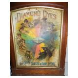 2ND VIEW CLOSEUP DIAMOND DYES CABINET