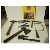 EARLY SIGNED KEEN CUTTER TOOLS