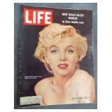 1964 MERLIN MONROE LIFE MAGAZINE