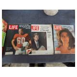64 & 65 LIFE MAGAZINES