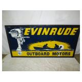 42X82 EMB EVINRUDE SIGN