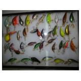 COLLECTION OF PLASTIC LURES