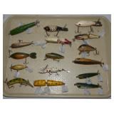 HEDDON  & CRIPPLED LURES