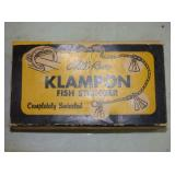 OLD STOCK KLAMPSON FISHING