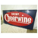 2ND VIEW CHEERWINE SIGN
