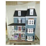HANDMADE 33X48 LIFE LIKE 3 STORY HOUSE