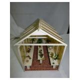 12X13 HANDMADE GREEN HOUSE